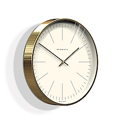 Newgate 英倫風格時鐘-北歐極簡-刻度-35cm