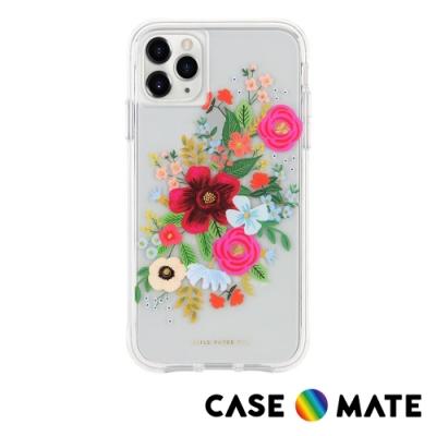 美國 CASE●MATE Rifle Paper Co. 限量聯名款 iPhone 11 Pro 防摔手機保護殼 - 玫瑰花束