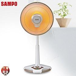 SAMPO聲寶 14吋鹵素式電暖器 HX-FD14F