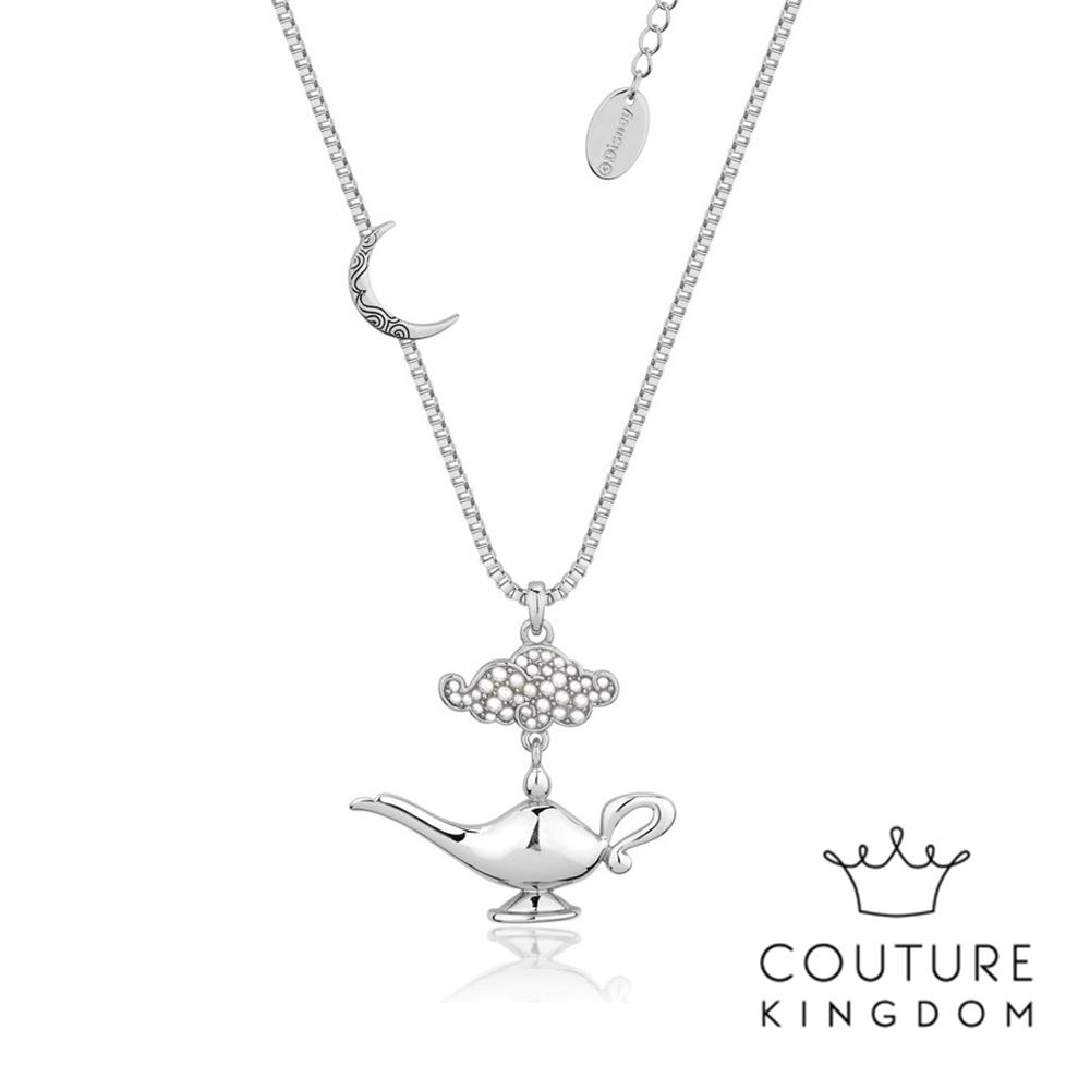 Disney Jewellery by Couture Kingdom 阿拉丁神燈白金項鍊