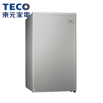 TECO東元 99L 2級定頻單門小鮮綠電冰箱 R1092N