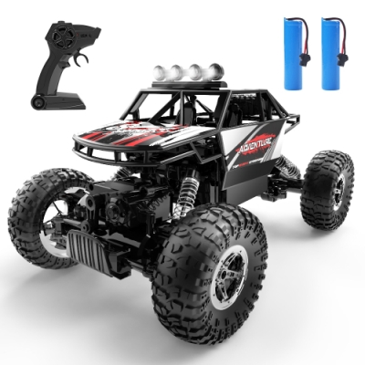 DEERC DE45 1:14 4WD 高速遙控車  雙電板 (原廠公司貨保固維修)