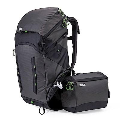 MindShiftGear 曼德士-180度戶外探險攝影背包 (全配) 炭灰/MS215A