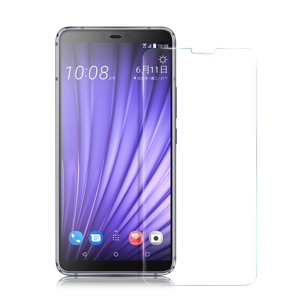 NISDA for HTC U19e   鋼化9H 玻璃螢幕貼-非滿版