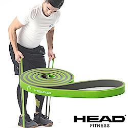 HEAD 雙色環狀阻力帶(羽量級)-綠灰-寬1.3cm
