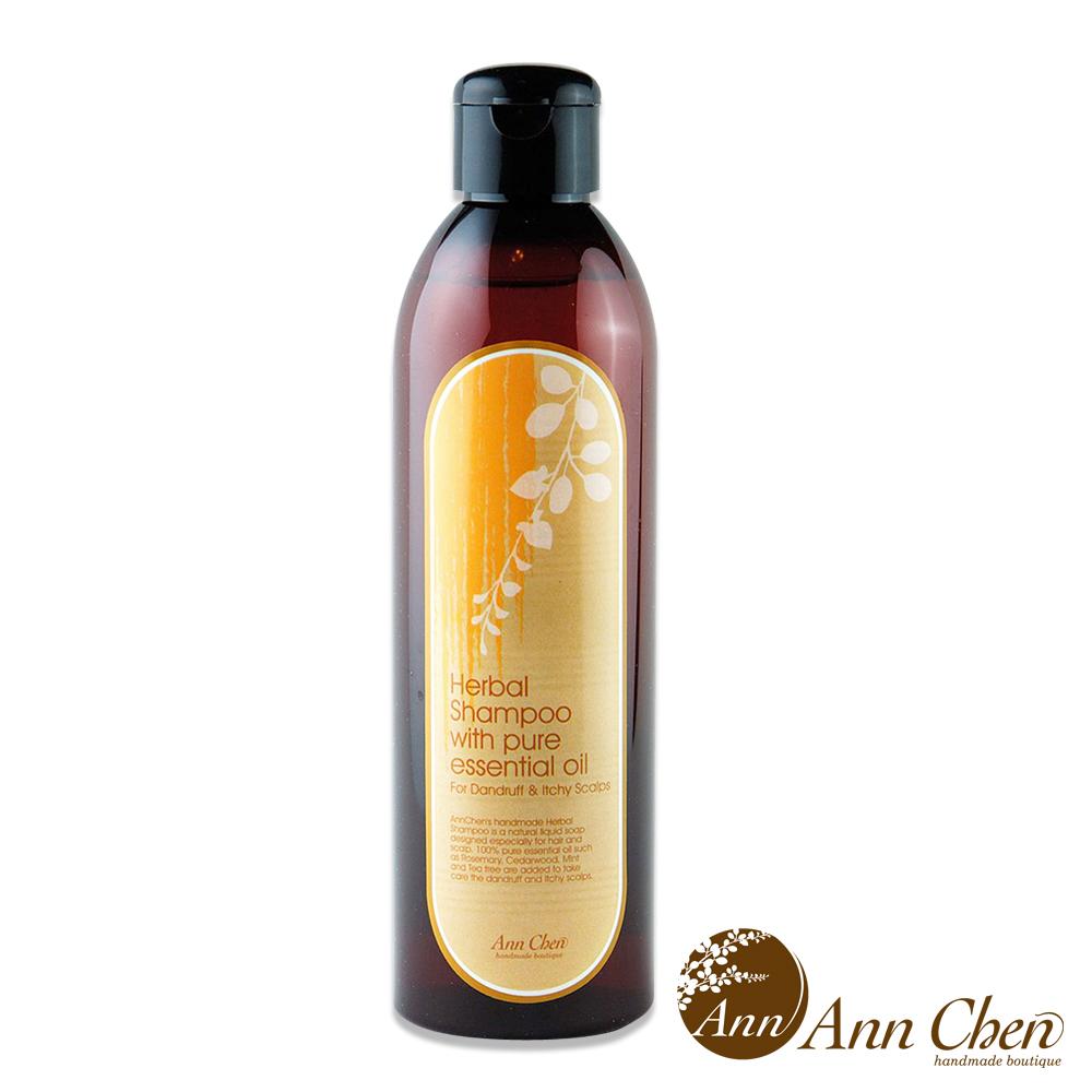 陳怡安手工皂-複方精油洗髮液態皂 頭皮屑髮質 248ml