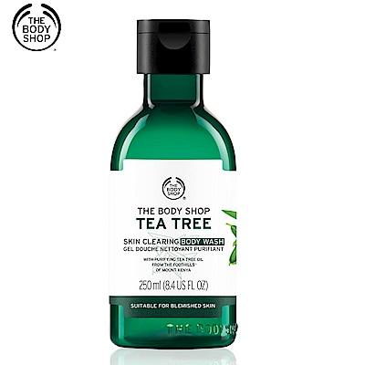 The Body Shop 茶樹淨膚沐浴膠250ML