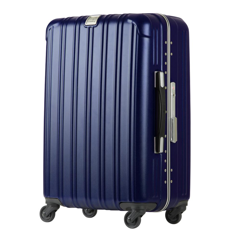 日本LEGEND WALKER 6201-49-20吋 細鋁框登機箱 消光藍