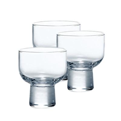日本TOYO-SASAKI X 柳宗理 清酒杯3入組 125ml