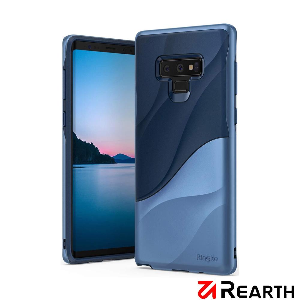 Rearth 三星 Galaxy Note 9 (Wave) 波浪保護殼