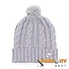 NIKE NSW BEANIE 毛帽 灰色 925422028