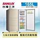 SANLUX台灣三洋 165L 直立式單門冷凍櫃 SCR-165F product thumbnail 2