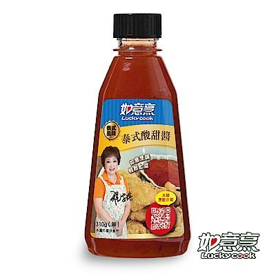 如意烹 泰式酸甜醬310g