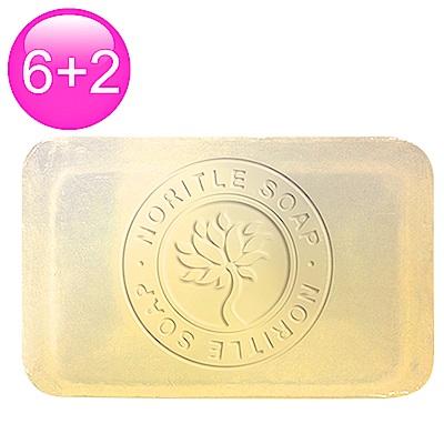 (買6送2)諾得 森活健康皂(200gx6個+200gx2個)