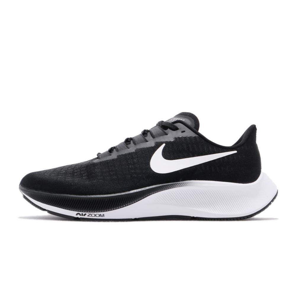 NIKE AIR ZOOM PEGASUS 37 男慢跑鞋-黑-BQ9646002