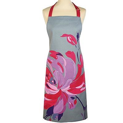 《KitchenCraft》平口圍裙(花朵)