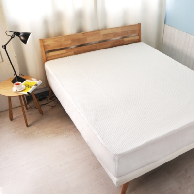 obis JOLIE潔莉防水舒柔雙人5尺床包式保潔墊