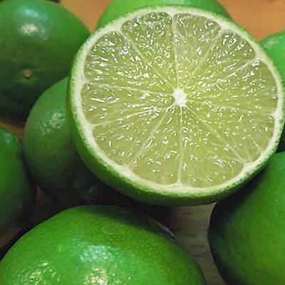 天天果園-台灣特級薄皮無籽爆汁檸檬-每袋約600g