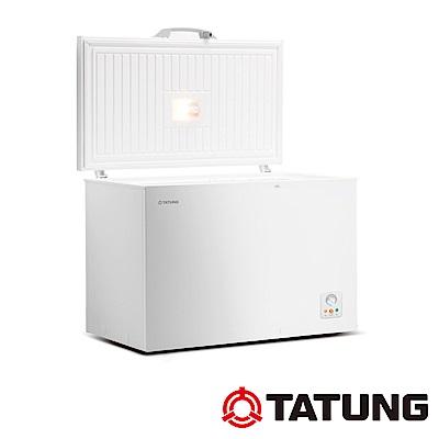 TATUNG大同 310L 冷凍櫃 TR-310FR-W