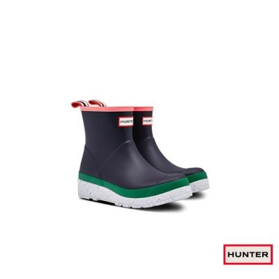 HUNTER - 女鞋 - PLAY霧面短靴 - 三色