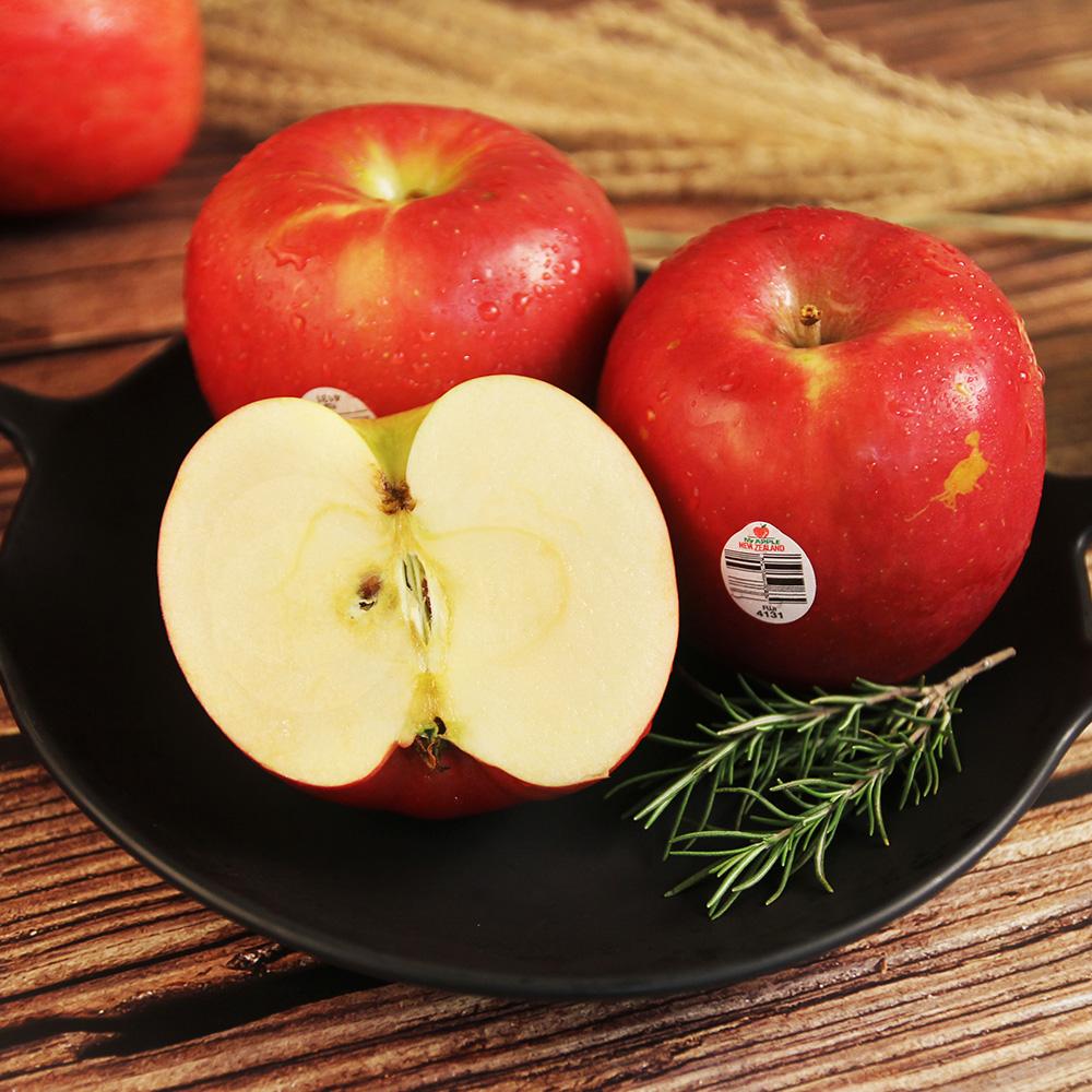 【愛上水果】紐西蘭富士蘋果20顆禮盒裝*2盒(約220g/顆)