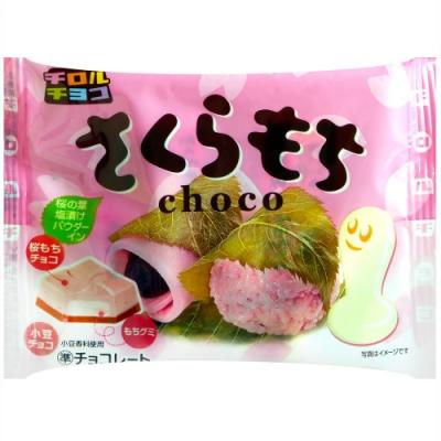 Tirol 櫻餅風味代可可脂巧克力(49g)
