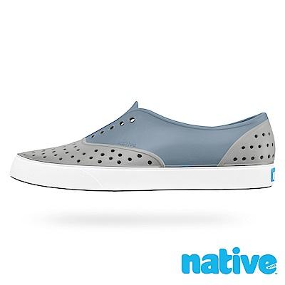 native MILLER 男/女鞋-鴿子灰x亞麻藍