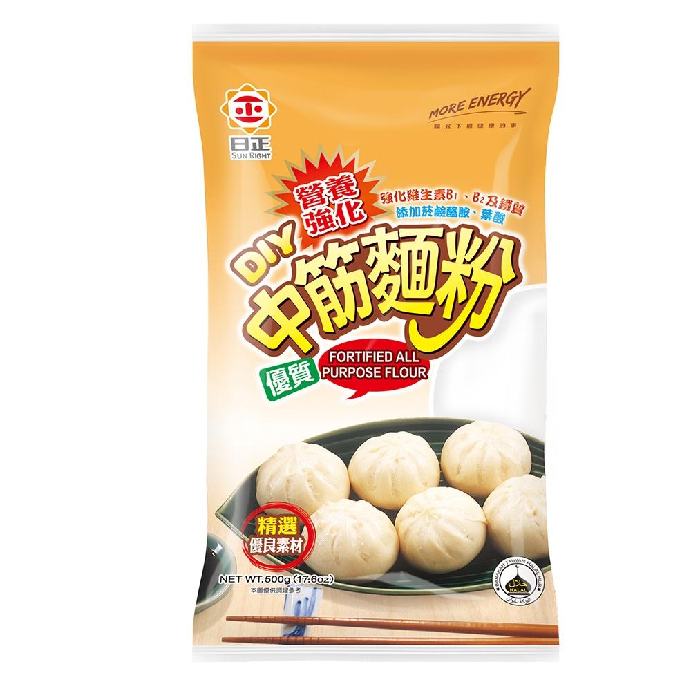 日正 中筋麵粉(500g)