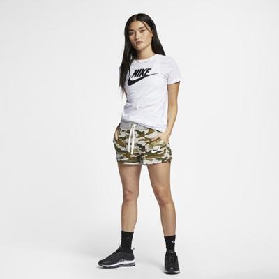 NIKE TEE ESSNTL ICON FUTUR 女 短袖上衣 白-BV6170100