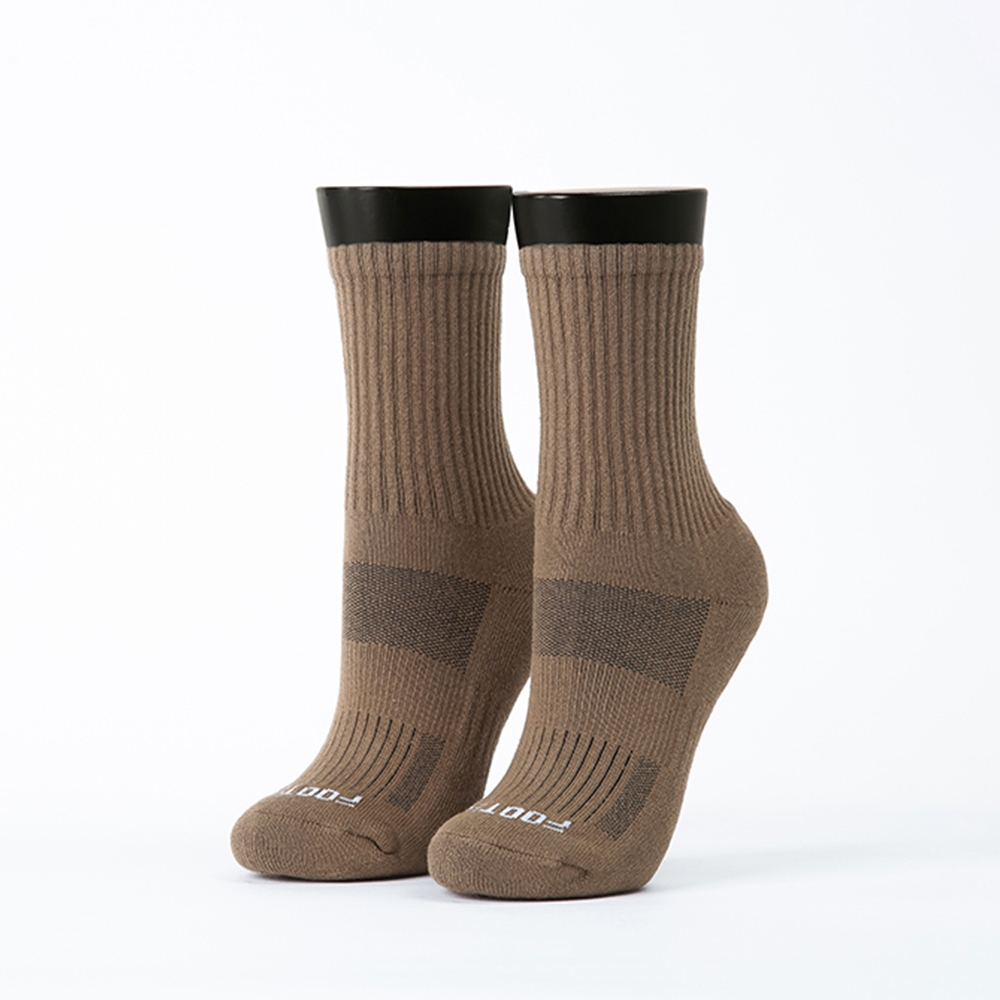 Footer除臭襪-極簡素色主義者(女襪-ZH167M) product image 1