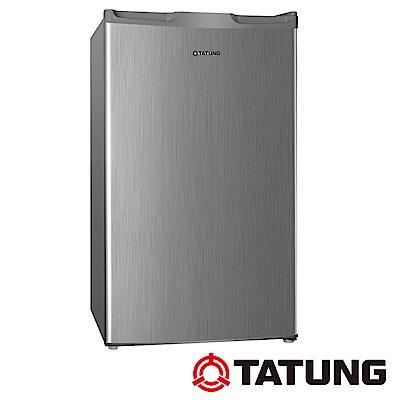 TATUNG大同 100公升單門冷藏冰箱(TR-100HNW-S)