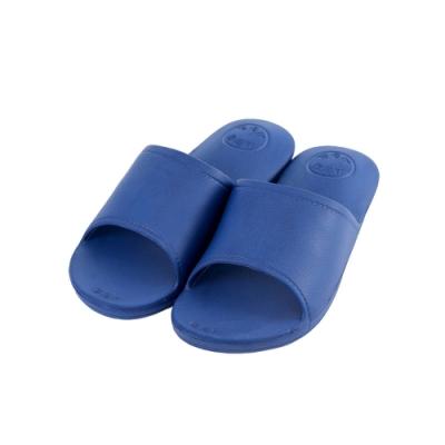 樂嫚妮 腳跟減壓氣墊防滑室內拖鞋(6色)-鞋長24.5cm