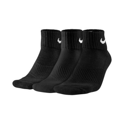 NIKE 男 基本款緩震3包裝短襪