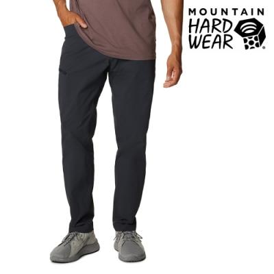 【Mountain Hardwear】Basin Pant 舒適防潑水彈性長褲 男款 深風暴灰 #1930111