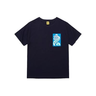 CACO-MIT 口香糖口袋寬鬆T-情侶款-女【TCA041】