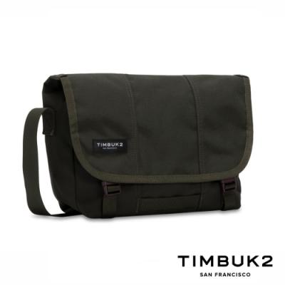 Timbuk2 Flight Classic 13 吋輕量經典郵差包 - 墨綠色