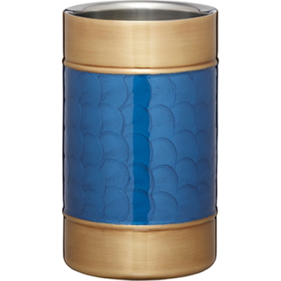 《KitchenCraft》銅面保冷冰桶(浪紋)