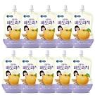 韓國 【BEBECOOK】 嬰幼兒雪梨桔梗汁10入組