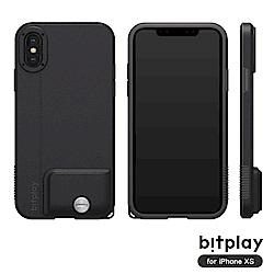 bitplay SNAP! iPhone XS專用 全包覆輕量防摔相機殼 質感黑
