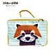 【COQENPATE】法國有機棉布包-方方兒拎出門- 小熊貓 product thumbnail 1