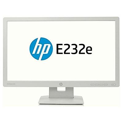 惠普 HP E232e 23吋 專業螢幕顯示器(平行輸入)