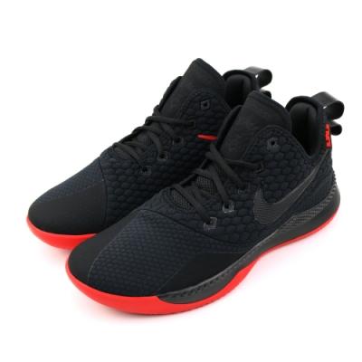 NIKE LEBRON WITNESS III EP 男運動鞋 黑色