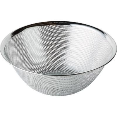 柳宗理 漏盆-27cm-大師級商品