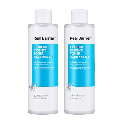 Real Barrier沛麗膚 屏護保濕精華化妝水(190ml x2)