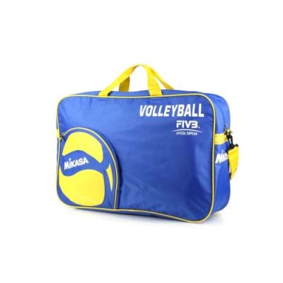 MIKASA 排球袋6顆裝 藍黃