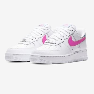 NIKE 皮革 休閒 運動鞋 白 女鞋 CT4328101 Air Force 1 07