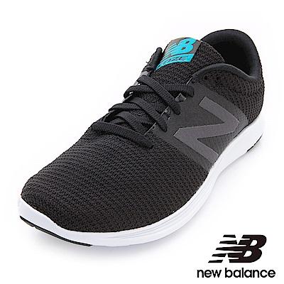 New Balance 輕量跑鞋 女鞋 黑 WKOZELB1