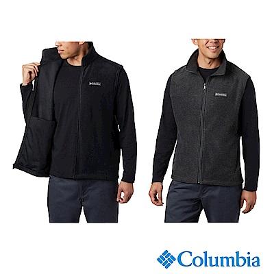 Columbia 哥倫比亞 男款 -  刷毛素面背心-2色   活動款