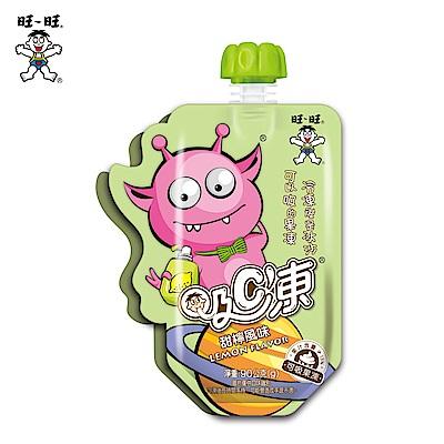 旺旺 吸C凍-甜檸風味(90gx6入)