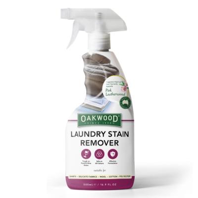 OAKWOOD 衣物清洗劑(有效去除葡萄酒、食物、血漬、污垢)
